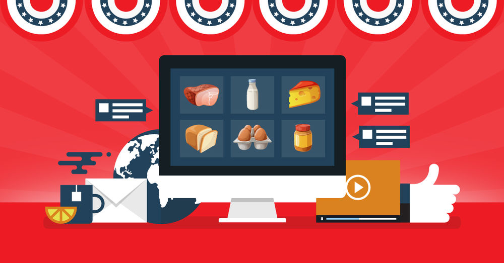 memorial day social media marketing